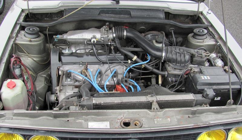 les moteurs de la scirocco 1 de 1974  u00e0 1981
